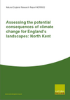 Assessing the potential consequences of climate change for England's landscapes: North Kent (Thumbnail link to record)