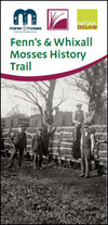 Fenn's & Whixall Mosses National Nature Reserve -  History Trail leaflet (Thumbnail link to record)