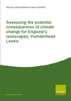 Assessing the potential consequences of climate change for England's landscapes: Humberhead Levels (Thumbnail link to record)