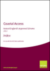 Index to Coastal Access - Natural England's Approved Scheme 2013 (Thumbnail link to record)