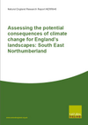 Assessing the potential consequences of climate change for England's landscapes: South East Northumberland (Thumbnail link to record)