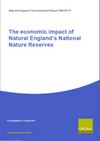 The economic impact of Natural England's National Nature Reserves (Thumbnail link to record)