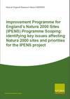 Improvement Programme for England's Natura 2000 Sites (IPENS) Programme Scoping: identifying key issues affecting Natura 2000 sites and priorities for the IPENS project (Thumbnail link to record)