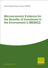 Microeconomic Evidence for the Benefits of Investment in the Environment 2 (MEBIE2) (Thumbnail link to record)