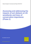 Assessing and addressing the impacts of ash dieback on UK woodlands and trees of conservation importance (Phase 2) (Thumbnail link to record)