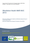 Westleton Heath National Nature Reserve: National Vegetation Classification 2013 (Thumbnail link to record)