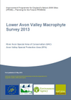 Lower Avon Valley Macrophyte Survey 2013 (Thumbnail link to record)