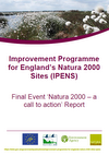 Improvement Programme for England's Natura 2000 Sites: Final event report and presentations (Thumbnail link to record)
