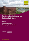 Restoration scheme for Bolton Fell Moss (Thumbnail link to record)