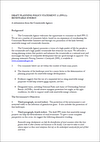Draft Planning Policy Statement 22 (PPS22): Renewable Energy (Thumbnail link to record)