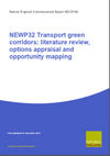 NEWP32 Transport green corridors: options appraisal and opportunity mapping (Thumbnail link to record)