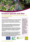 Improvement Programme for England's Natura 2000 Sites (IPENS): Invasive species and deer workshop note (Thumbnail link to record)