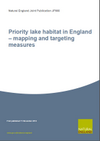 Priority lake habitat in England – mapping and targeting measures (Thumbnail link to record)