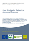Case Studies for Delivering Ammonia Measures (Thumbnail link to record)