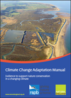 Climate Change Adaptation Manual - Evidence to support nature conservation in a changing climate (Thumbnail link to record)
