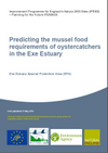 Predicting the mussel food requirements of oystercatchers in the Exe Estuary (Thumbnail link to record)