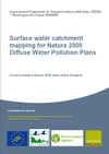 Surface water catchment mapping for Natura 2000 Diffuse Water Pollution Plans (Thumbnail link to record)