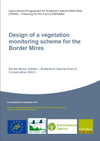 Design of a vegetation monitoring scheme for the Border Mires (Thumbnail link to record)
