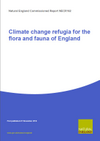 Climate change refugia for the flora and fauna of England (Thumbnail link to record)