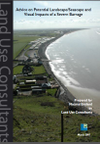 Potential landscape/seascape and visual impacts of a Severn Barrage (Thumbnail link to record)