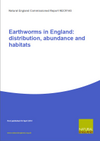 Earthworms in England: distribution, abundance and habitats (Thumbnail link to record)