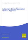 Latchmore Brook Restoration Options Appraisal (Thumbnail link to record)