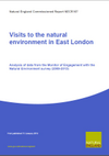 Visits to the natural environment in East London: Analysis of data from the Monitor of Engagement with the Natural Environment survey (2009-2013) (Thumbnail link to record)