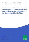 Production of a draft modelled marine boundary extension for the Isles of Scilly SPA (Thumbnail link to record)