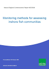 Monitoring methods for assessing inshore fish communities (Thumbnail link to record)