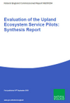 Evaluation of the Upland Ecosystem Service Pilots (Thumbnail link to record)