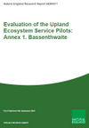 Evaluation of the Upland Ecosystem Service Pilots: Bassenthwaite (Thumbnail link to record)