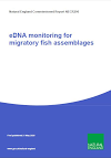 eDNA monitoring for migratory fish assemblages (Thumbnail link to record)