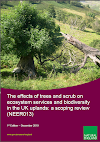 The effects of trees and scrub on ecosystem services and biodiversity in the UK uplands a scoping review (Thumbnail link to record)
