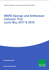 MSFD Sponge and Anthozoan Indicator Trial Lyme Bay 2017 & 2018 (Thumbnail link to record)
