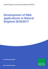Development of DNA applications in Natural England 2016/2017 (Thumbnail link to record)