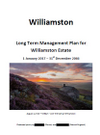 Williamston Estate Long Term Plan Jan 2017 to December 2046 (Thumbnail link to record)