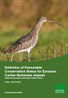 Definition of Favourable Conservation Status for Curlew (Thumbnail link to record)