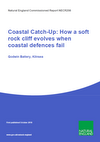 Coastal catch-up how a soft rock cliff evolves when coastal defences fail (Thumbnail link to record)