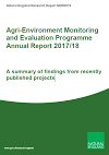 Agri-Environment Monitoring and Evaluation Programme Annual Report 2017/18 - A summary of findings from recently published projects (Thumbnail link to record)