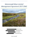 Wemmergill Moor Limited Management Agreement 2017-2042 (Thumbnail link to record)
