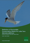 Definition of Favourable Conservation Status for Little Tern (Thumbnail link to record)
