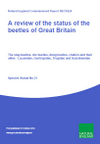 A review of the status of the beetles of Great Britain: The stag beetles, dor beetles, dung beetles, chafers and their allies - Lucanidae, Geotrupidae, Trogidae and Scarabaeidae (Thumbnail link to record)