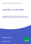 Lyme Bay - A case study: Response of the benthos to the zoned exclusion of towed demersal fishing gear in Lyme Bay; 5 years after the closure (Thumbnail link to record)
