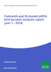 Falmouth and St.Austell pSPA bird bycatch analysis report year 1 - 2014 (Thumbnail link to record)