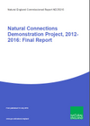 Natural Connections Demonstration Project, 2012-2016: Final Report (Thumbnail link to record)