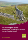 The historic peat record: Implications for the restoration of blanket bog (Thumbnail link to record)