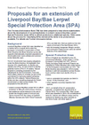 Proposals for an extension of Liverpool Bay/Bae Lerpwl Special Protection Area (SPA) (Thumbnail link to record)