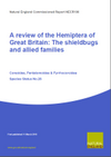 A review of the Hemiptera of Great Britain: The shieldbugs and allied families (Thumbnail link to record)