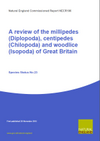 A review of the millipedes (Diplopoda), centipedes (Chilopoda) and woodlice (Isopoda) of Great Britain (Thumbnail link to record)