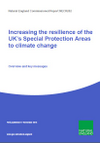 Increasing the Resilience of the UK's Special Protection Areas to Climate Change (Thumbnail link to record)